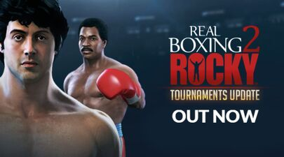 Real Boxing 2 ROCKY™ Tournaments Update