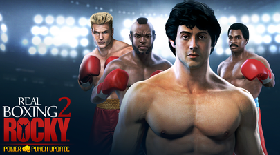 Real Boxing 2 ROCKY™ Power Punch Update.