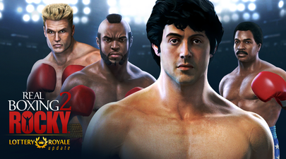 Newest Real Boxing 2 ROCKY™ update.