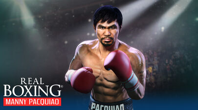 Real Boxing Manny Pacquiao out now!