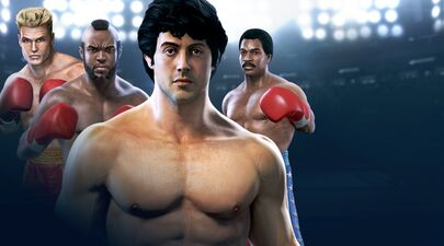 5th anniversary of the Real Boxing brand. Vivid Games produces more hits.