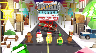 Premiera Road Hopper: Crazy Santa