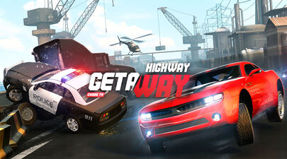 Highway Getaway launches globally!