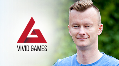 Interview with new CEO of Vivid Games.
